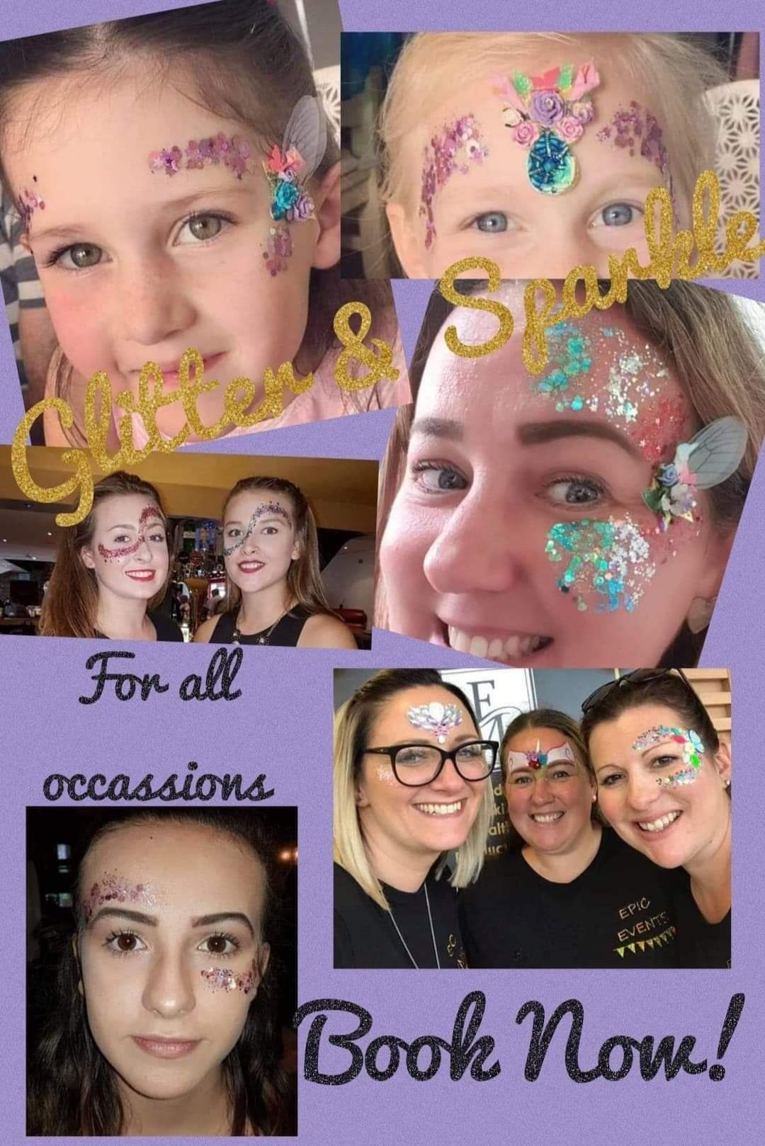 Glitter Fairy Creations by Lianne
