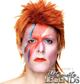 The Ultimate Bowie Tribute Show
