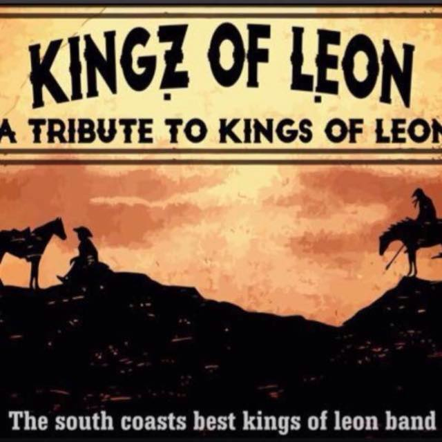 Kingz Of Leon Tribute Band